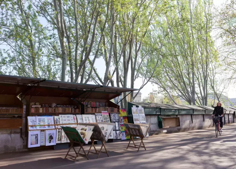 est living travel paris guide homes left bank boulevard saint germain 5