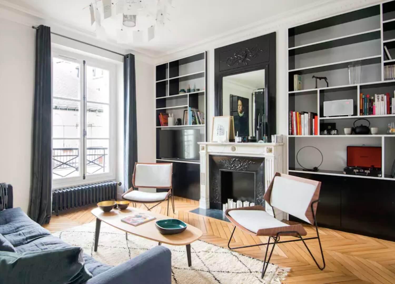 est living travel paris guide homes left bank rue git le coeur 2