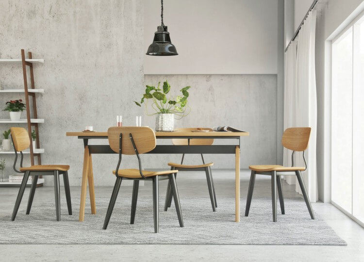 Aldgate Dining Chair | Brosa | Est Living Design Directory