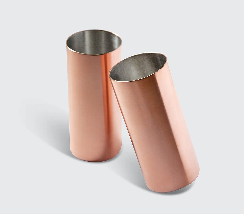 est living design devotee gift guide copper jug