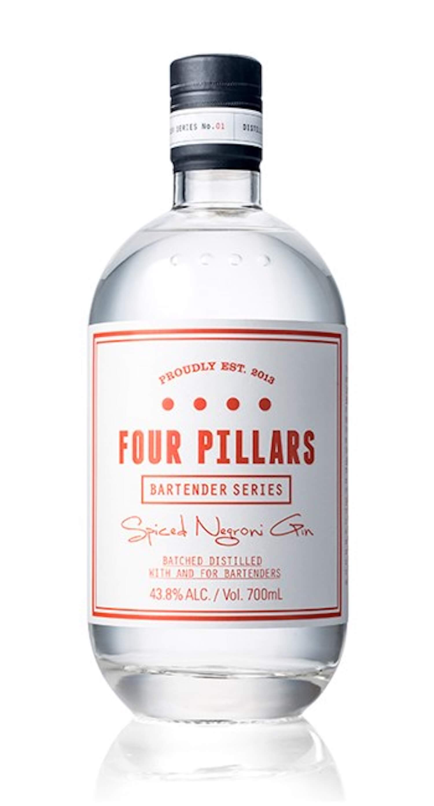 est living gift guide four pillars negroni gin