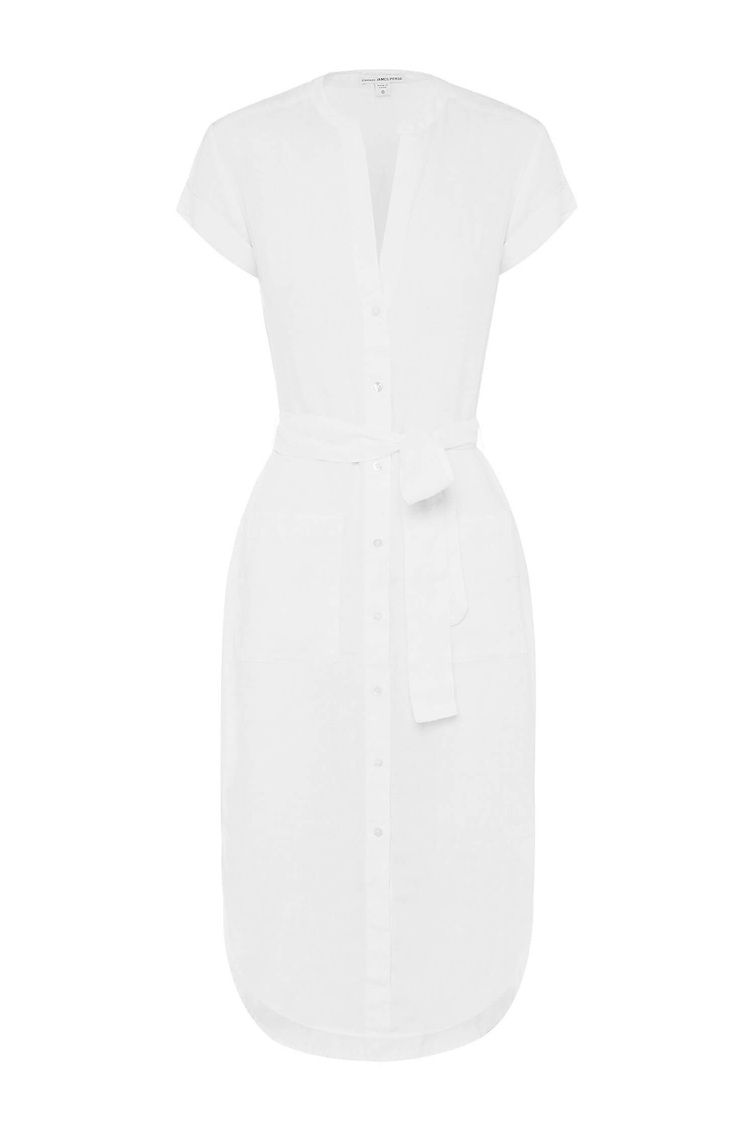 Linen Shirt Dress | Gift Guide for Her | est living