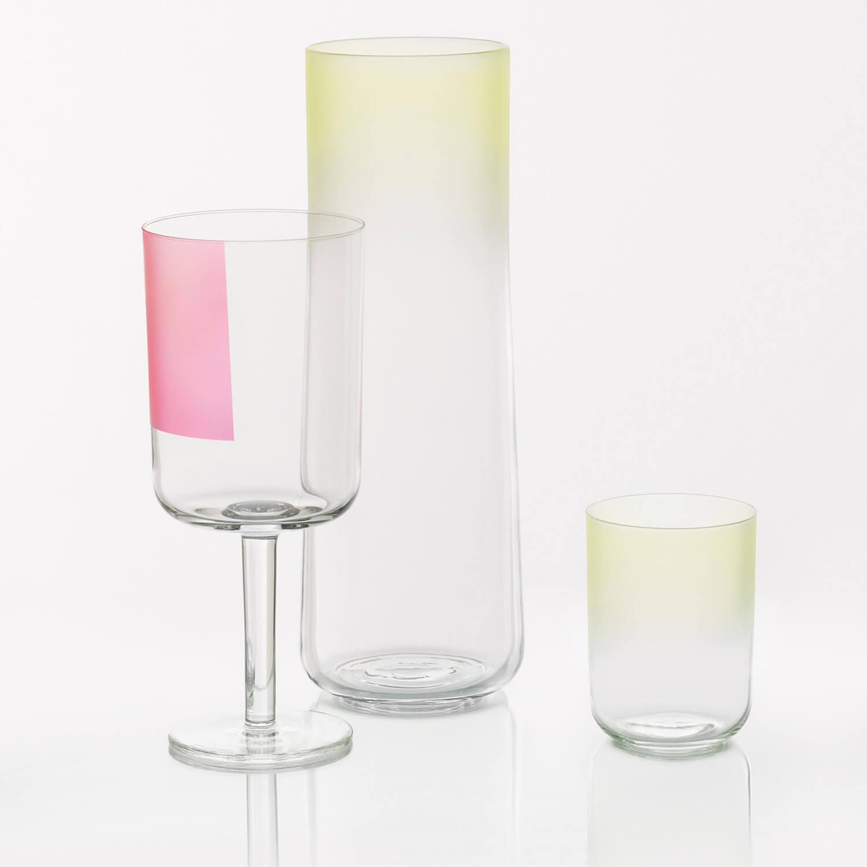 est living gift guide the host colour glasses