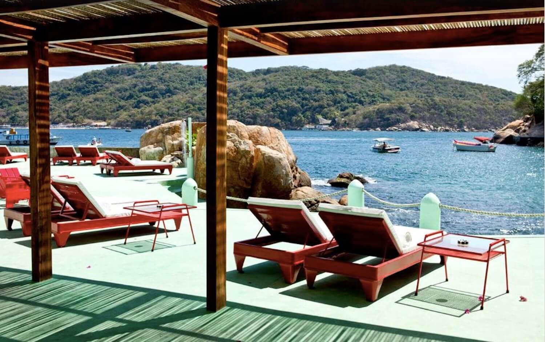Hotel Boca Chica in Acapulco | Est Living