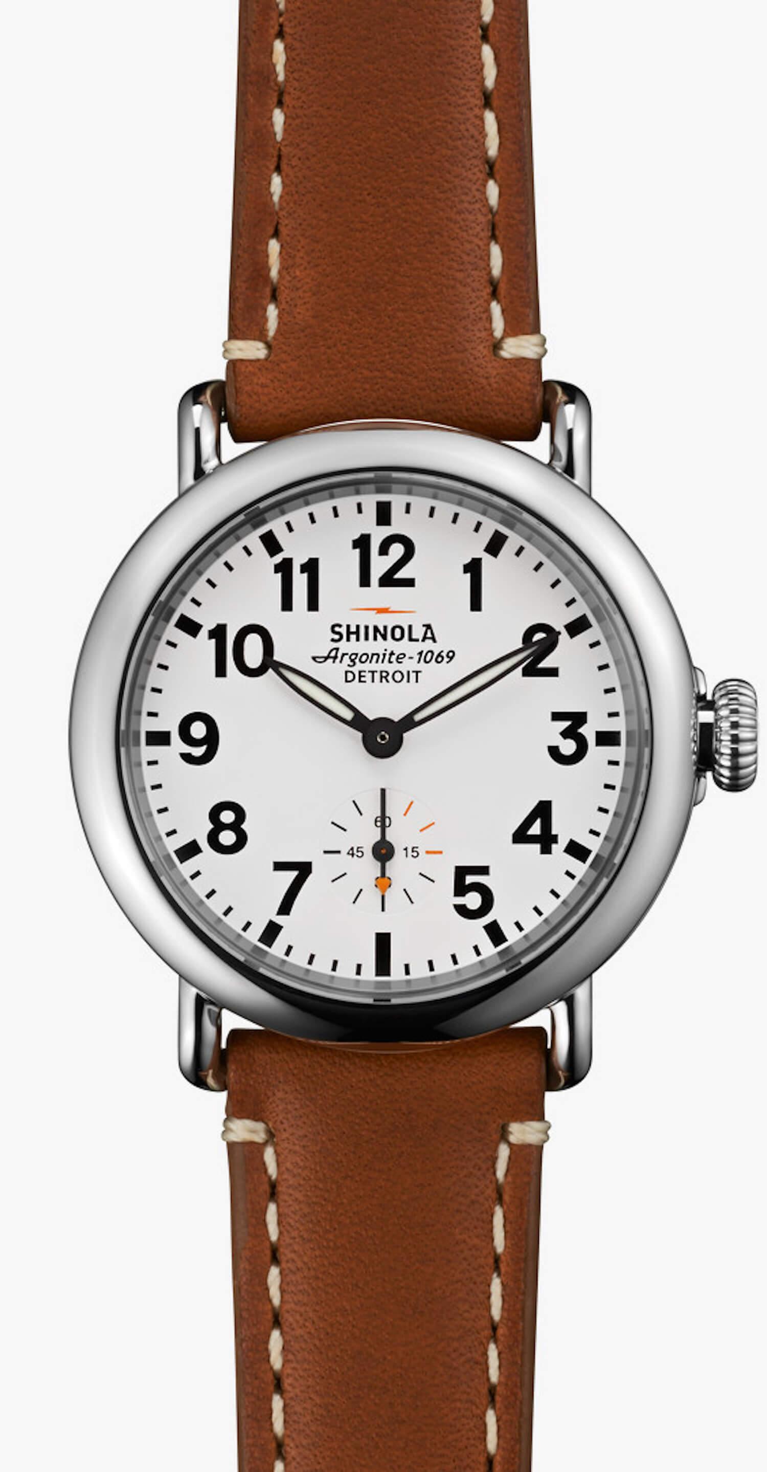 Shinola Watch   Karina Calvert Jones Gift Guide   Gift Guide