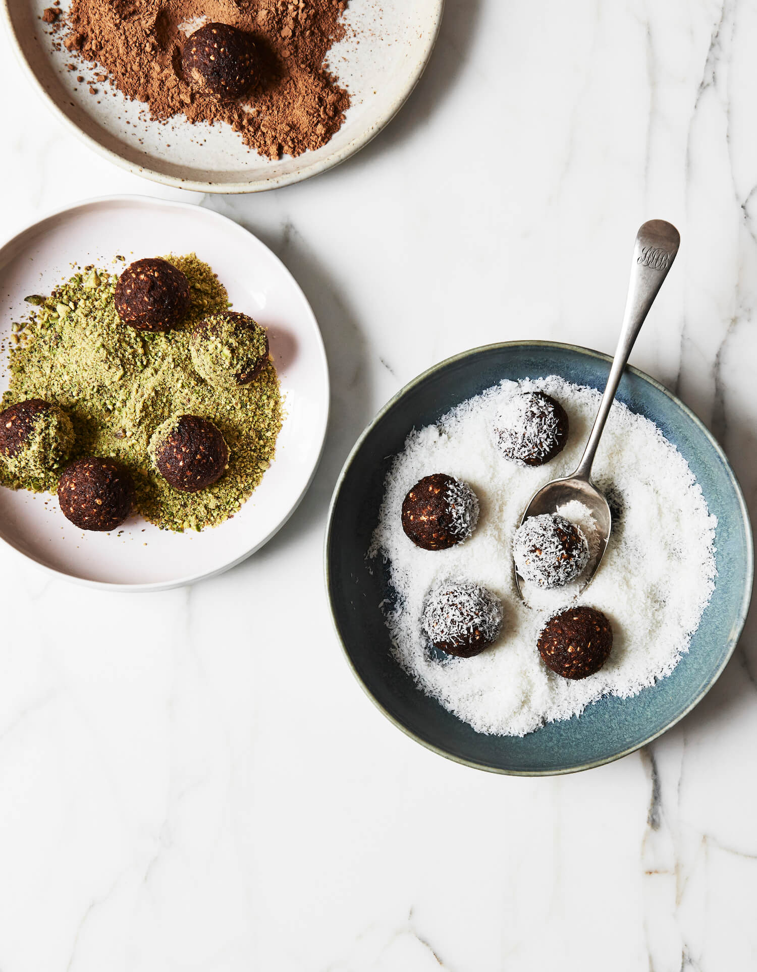 The Beauty Chef recipes |  chocolate orange and buckwheat balls | est living