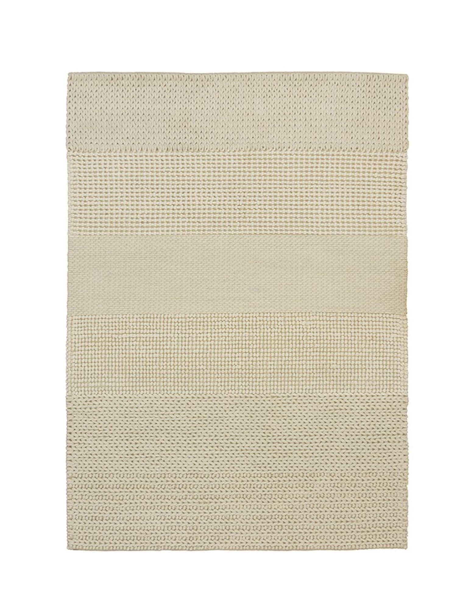 Oriella Knitted Rug | Winter Wool & Felt