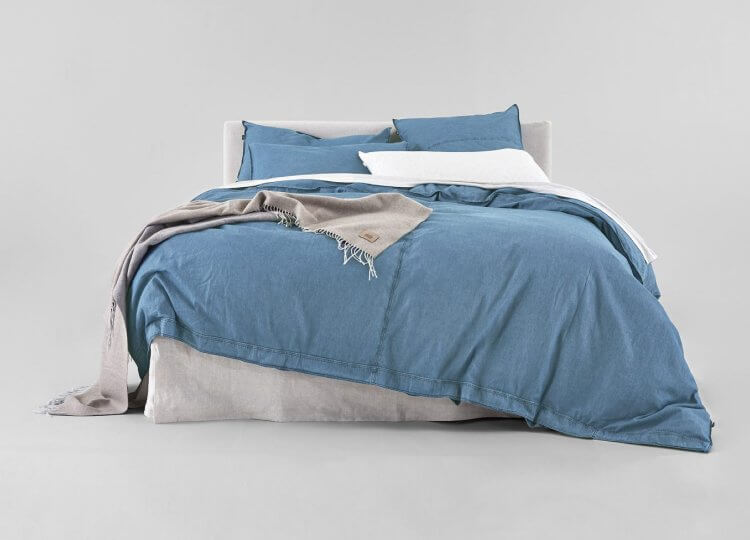 Abode Bed Jeans 331 Quilt Cover