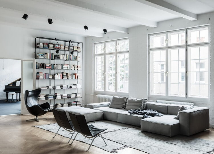 Berlin Artist Loft | Annabell Kutucu | est living