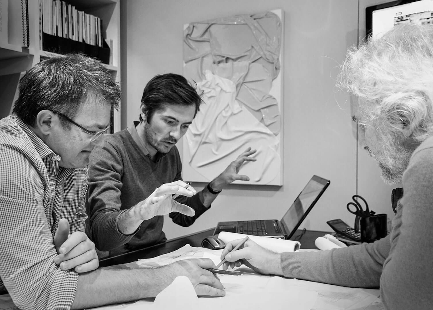 est living b.e architecture interview directors