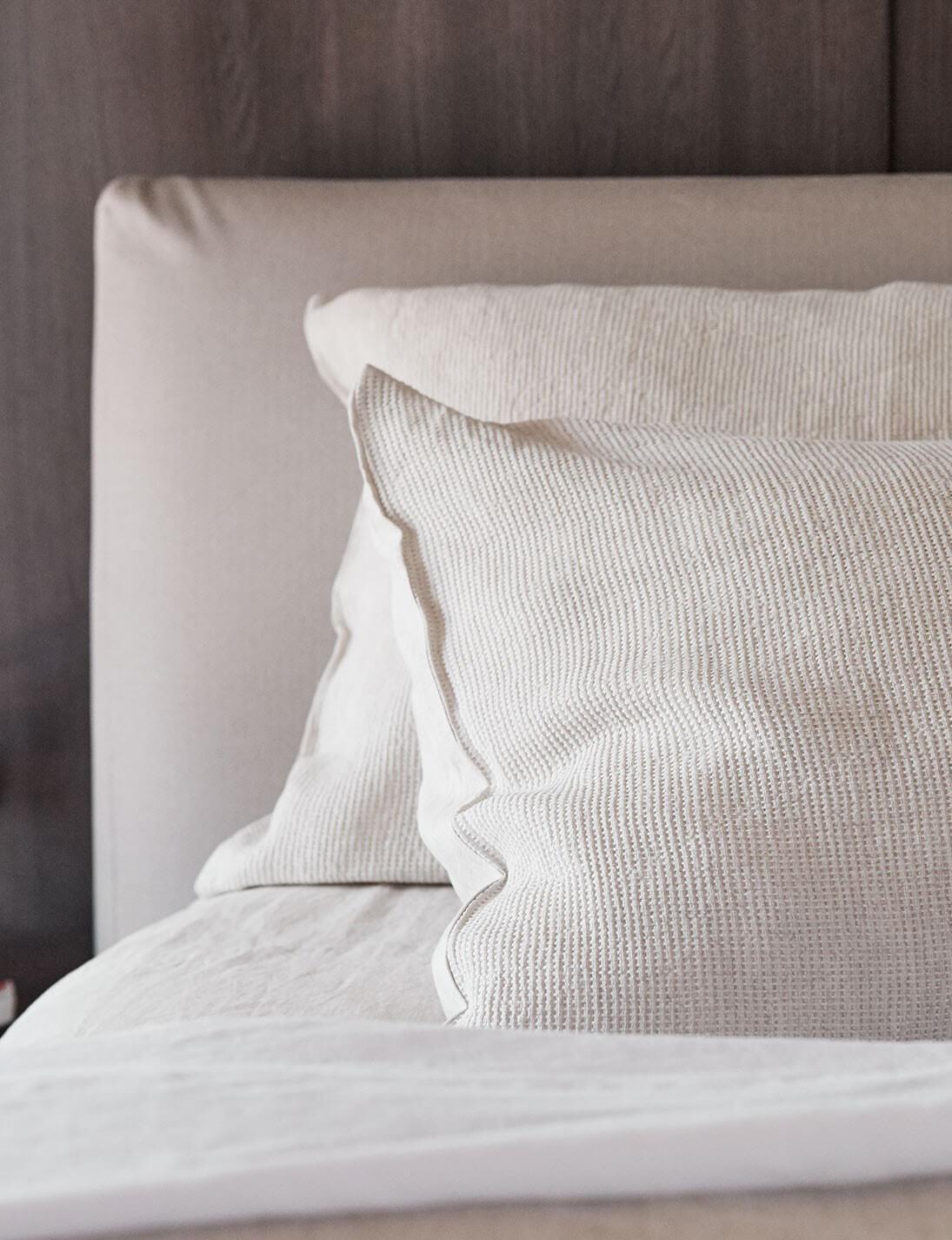 Rafia Bedlinen | Abode Living | Est Living Design Directory