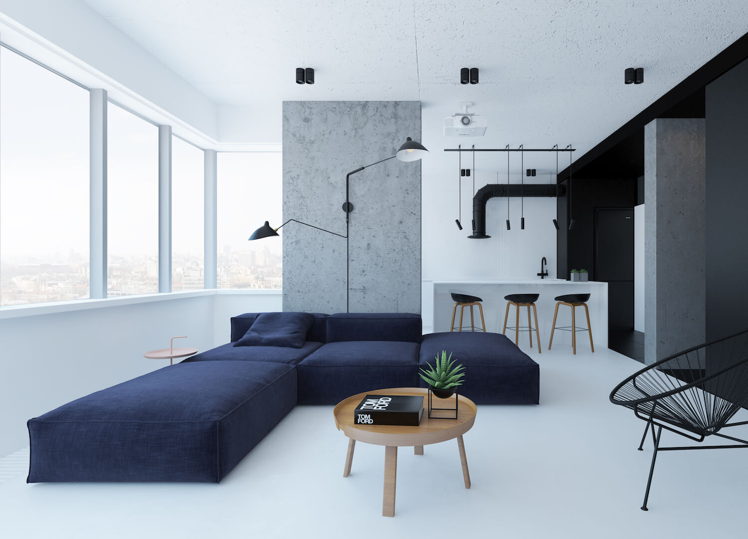 RiverS Apartment | Emil Dervish | est living