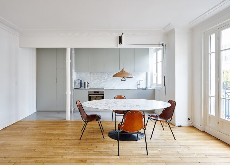 Hubert Home in Paris | Septembre Architecture | est living