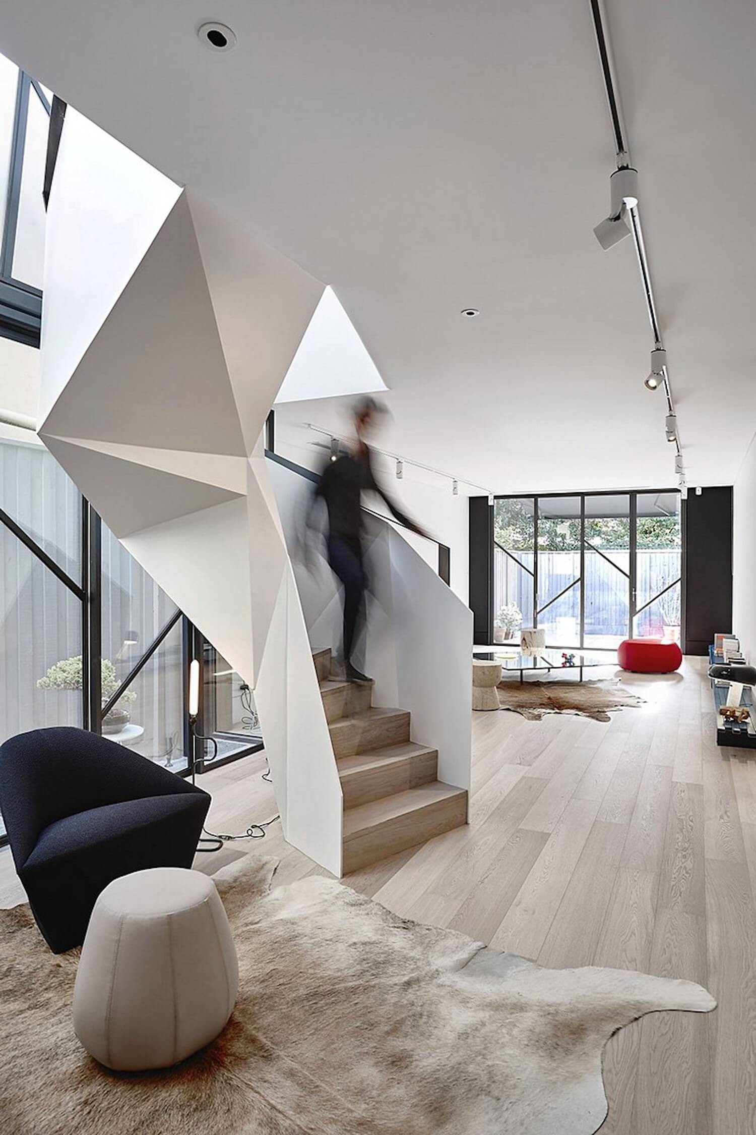 Adrian Amore Architects | Fitzroy Terrace | Est Living
