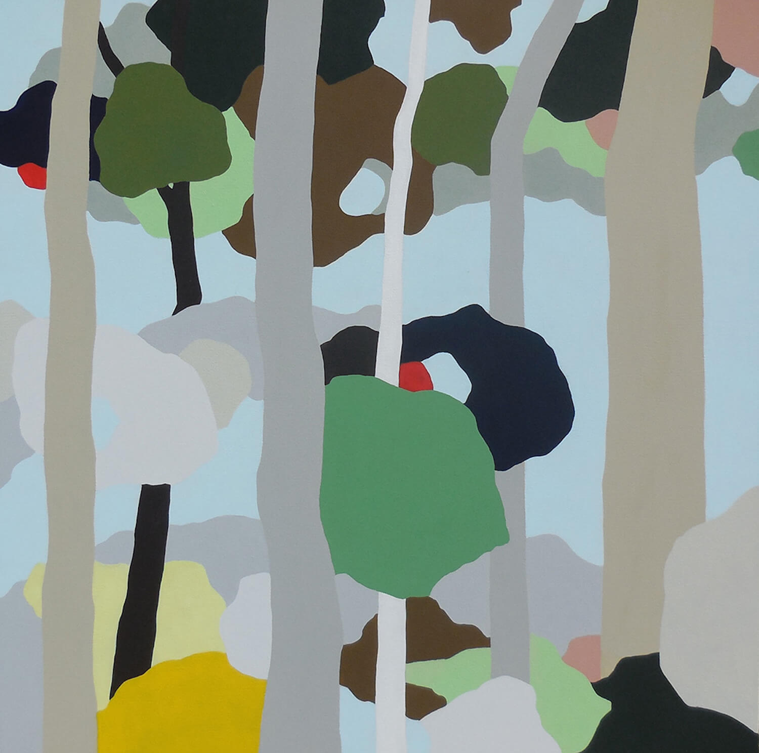 Clare Brodie 'Yesterday's Canopy' | Saint Cloche