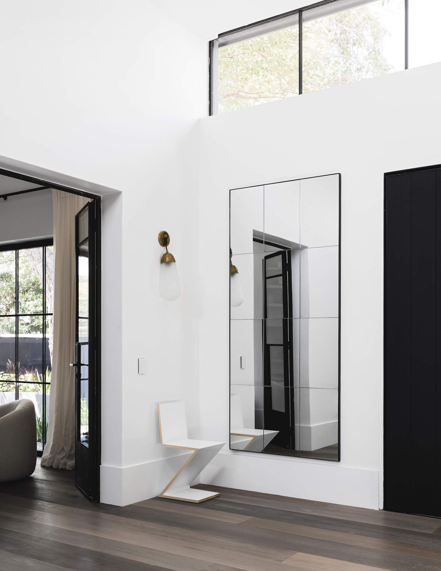 Bathroom by  Handelsman + Khaw | Designer Interview | est living