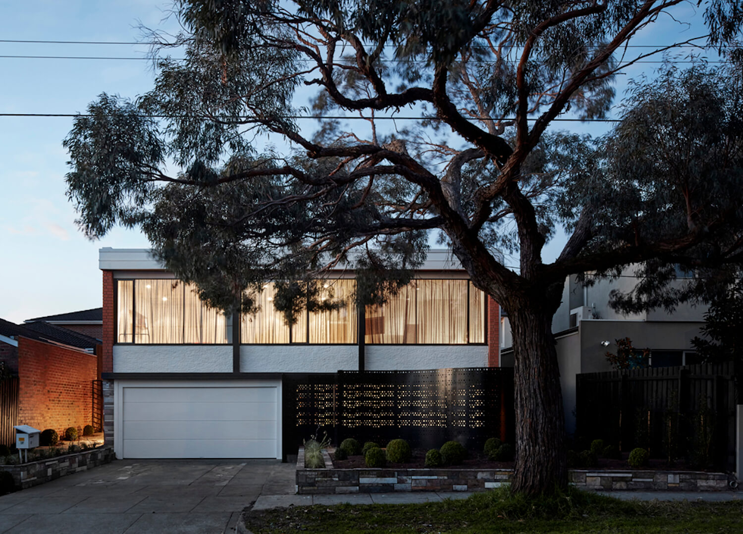 est living homes branch architects writers house 2