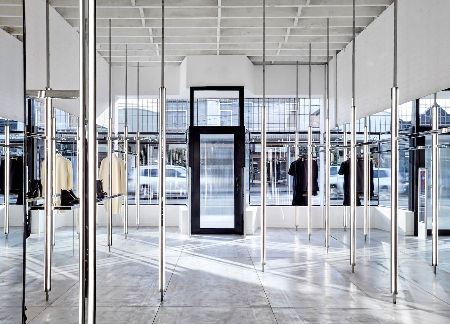 Dion Lee Armadale boutique by Akin Creative | est living
