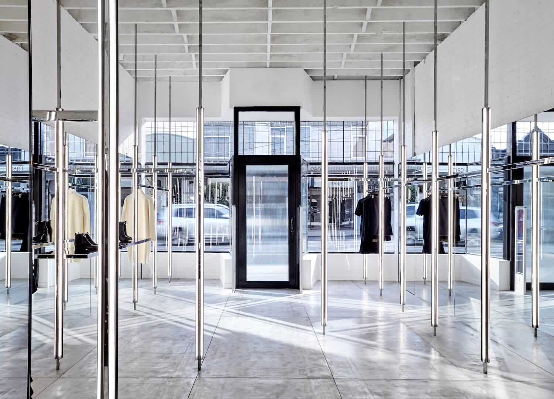Dion Lee Armadale boutique by Akin Creative   est living