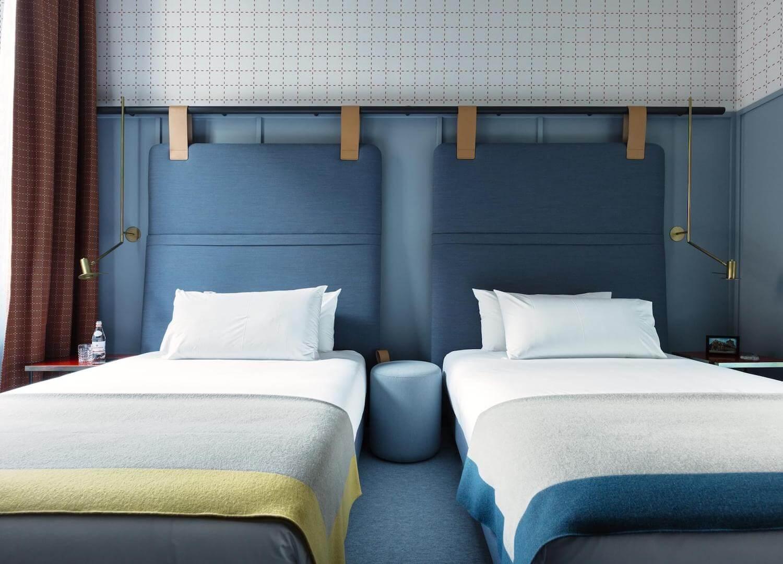 Room Mate Giulia Hotel | Patricia Urquiola | est living