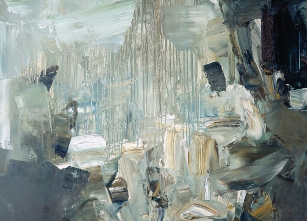 Missing Girl by Chen Ping | Art x Interior | Velvenoir and steininger.designers exhibition
