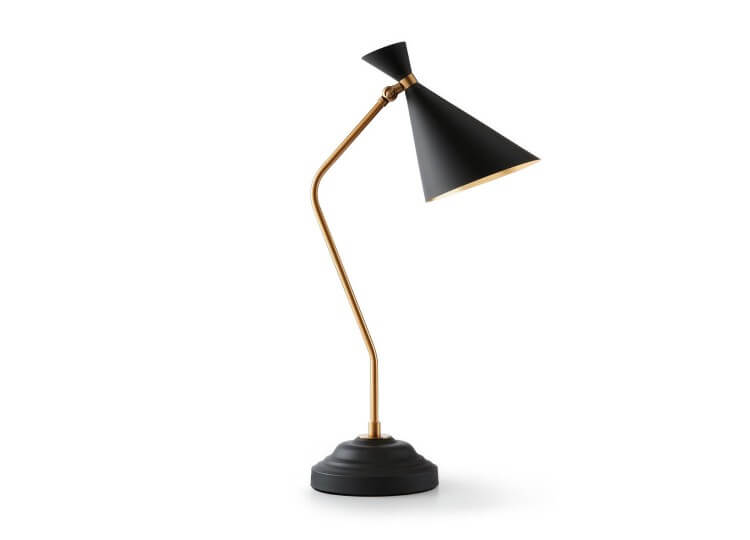 Modernist Domo Table Lamp