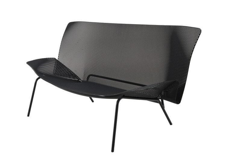 Grillage Love Seat