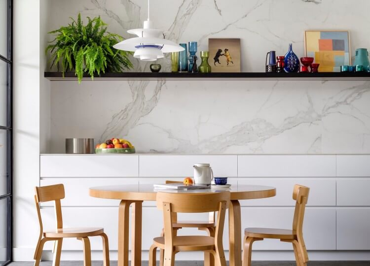 Edgecliff Road Home by Anna Carin Design | Interview at est living