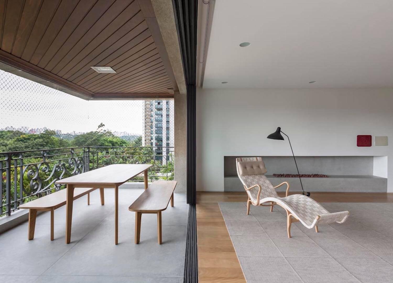 est living apartment villa lobos 1