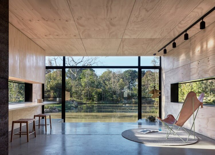Balnarring Retreat by Branch Studio Architects | est living