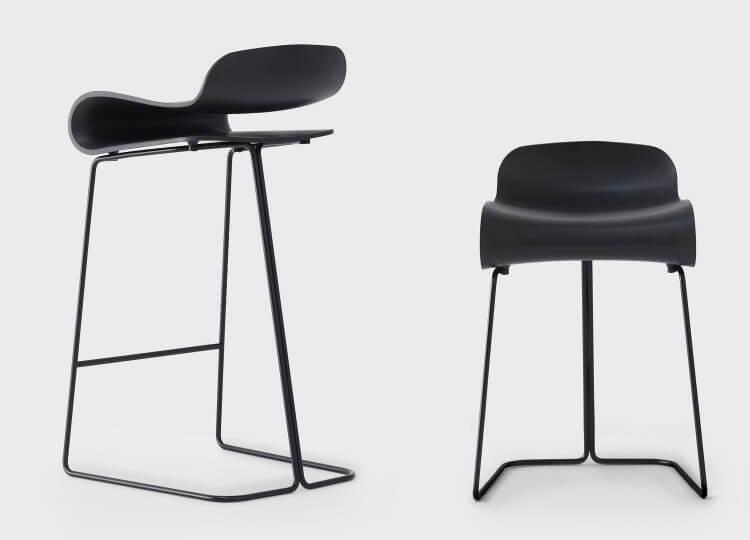 BCN Slide Base Stool | Fanuli | Est Living Design Directory