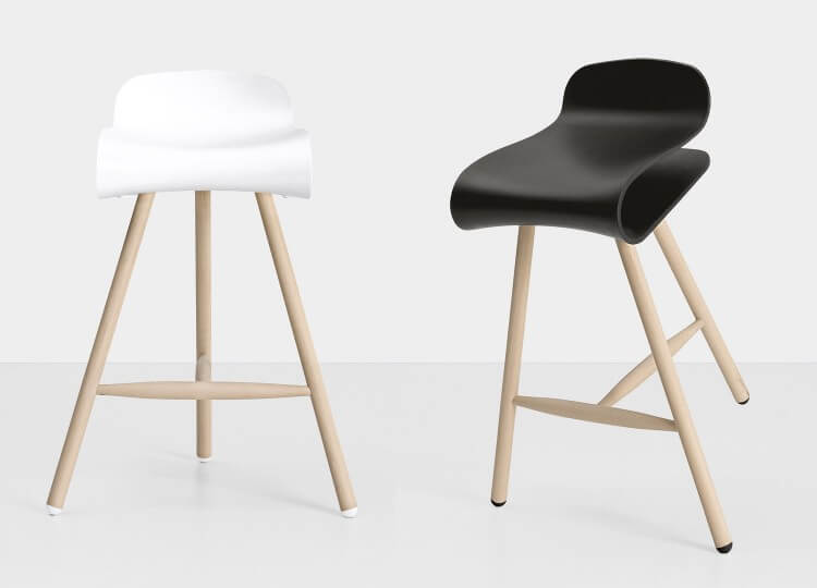 BCN Wood Stool | Fanuli | Est Living Design Directory