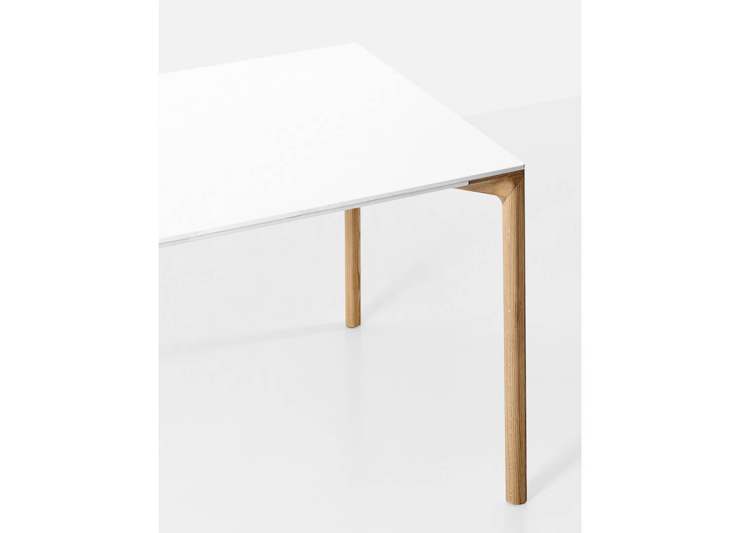 Boiacca wood table est living products for Designer directory