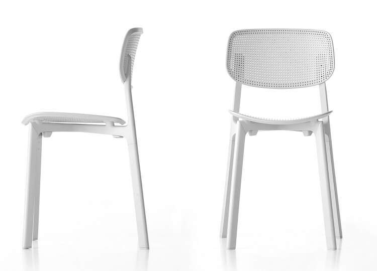 Colander Dining Chair | Fanuli | Est Living Design Directory