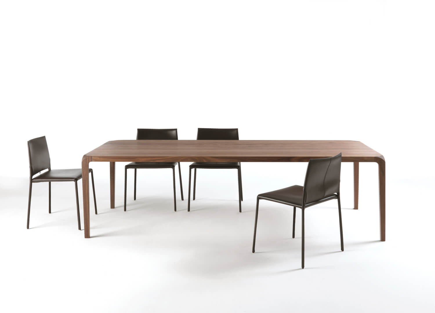 fanuli sleek dining table set living design directory