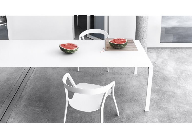 Thin K Dining Table | Fanuli | Est Living Design Directory