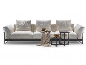 Zeno Light Sofa