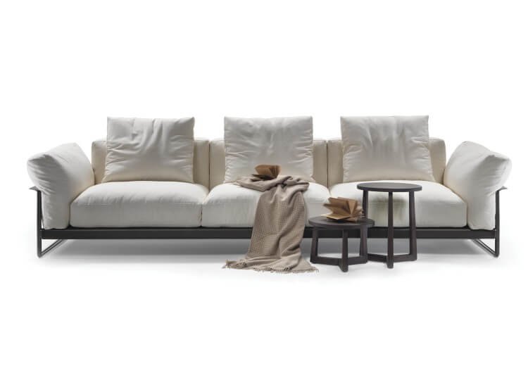 Zeno Light Sofa | Fanuli | Est Living Design Directory