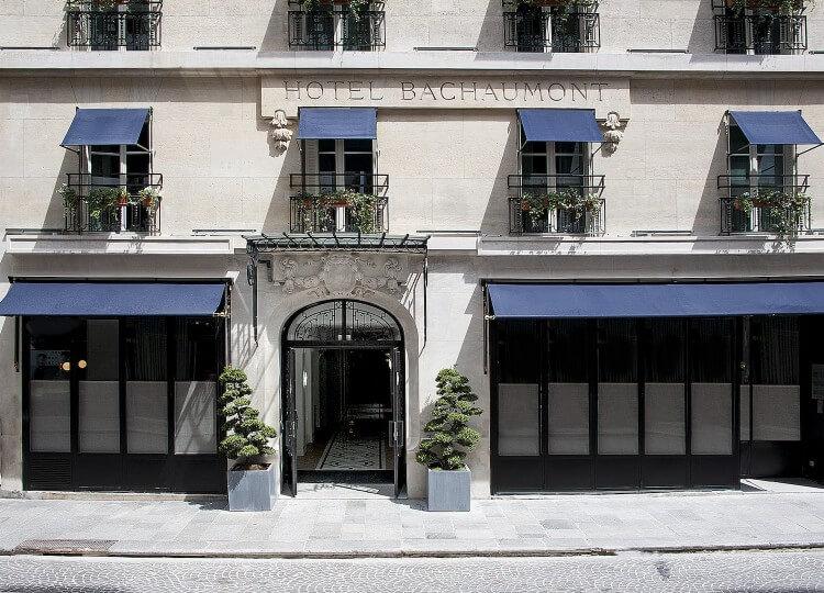 est living travel hotel bachaumont 2 750x540