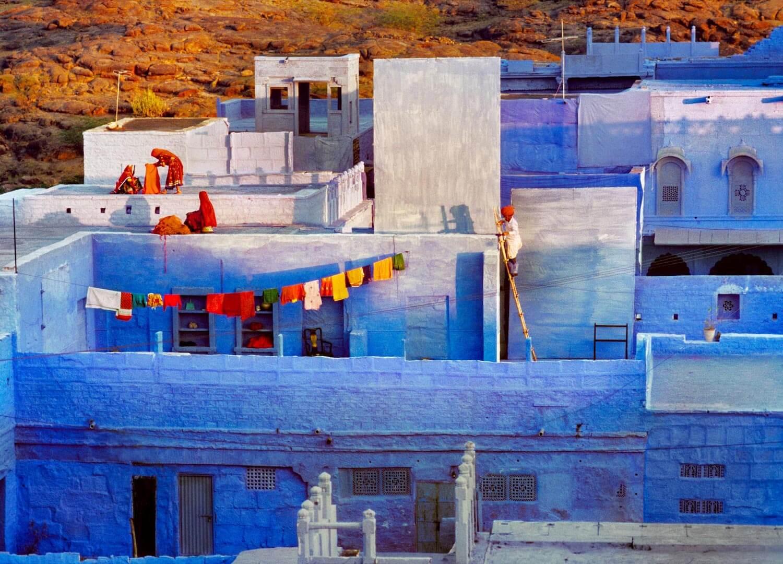 Style Hunter by Georgie Watts | Jodhpur Blue City