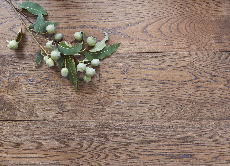 French Oak Grange Noir Timber Porters
