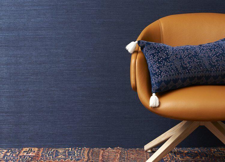 Porter's Grasscloth wallpaper Porters Paints