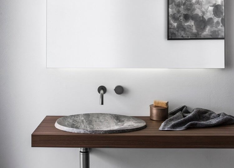 Oval Semi Inset Basin Rogerseller