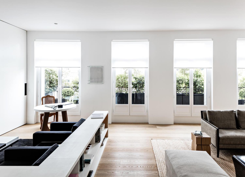 est living interiors frederic berthier saint germain apartment 6