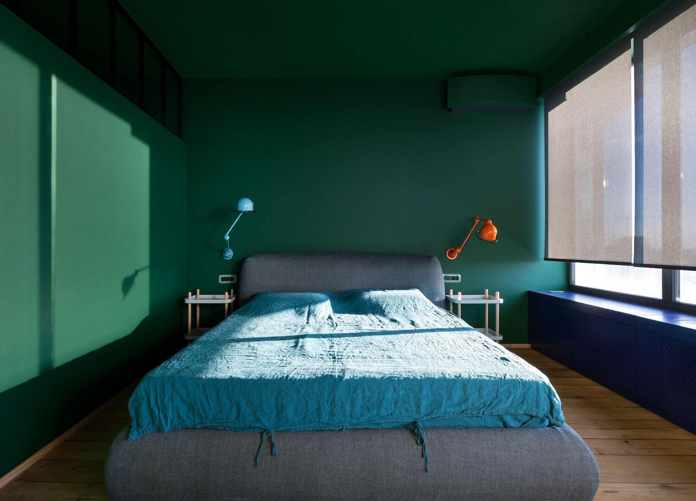 est living interiors green apartment ukraine 13