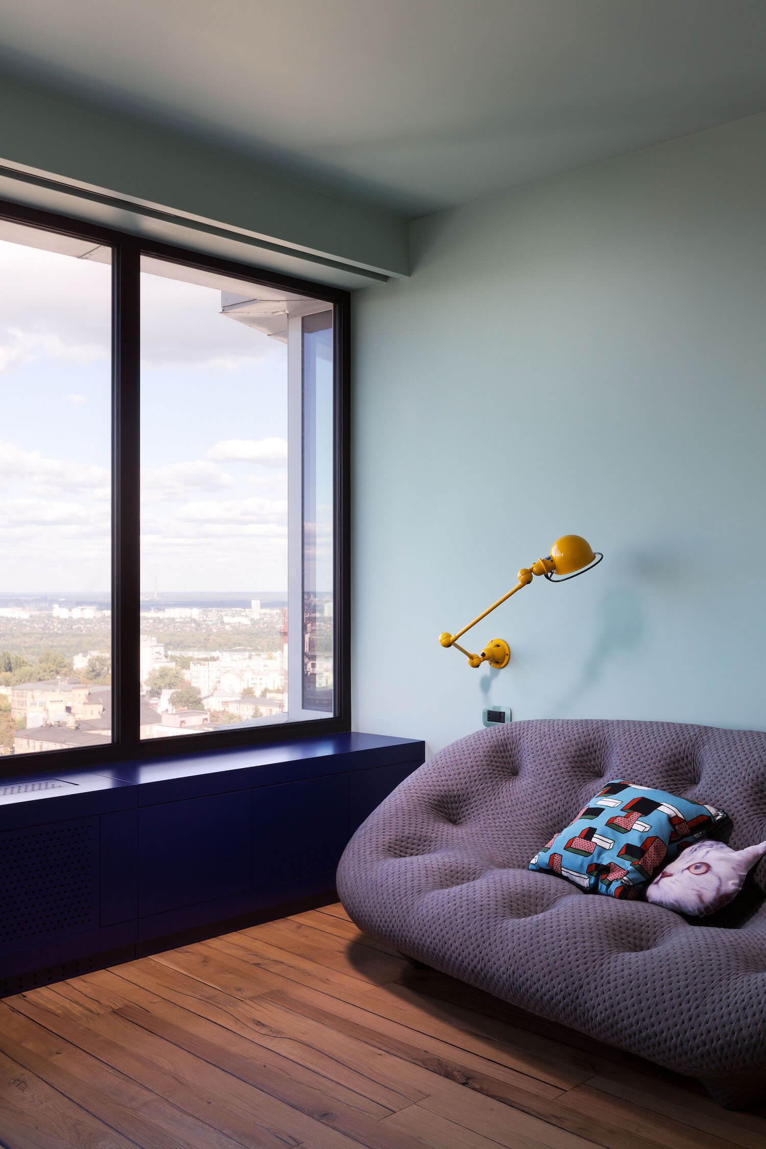 est living interiors green apartment ukraine 15