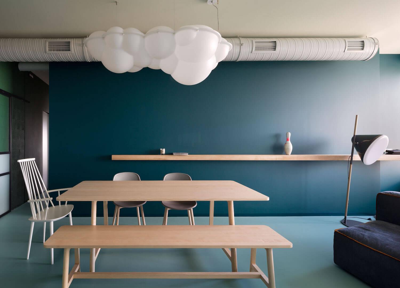 the green apartmentspecial project venediktov | est living