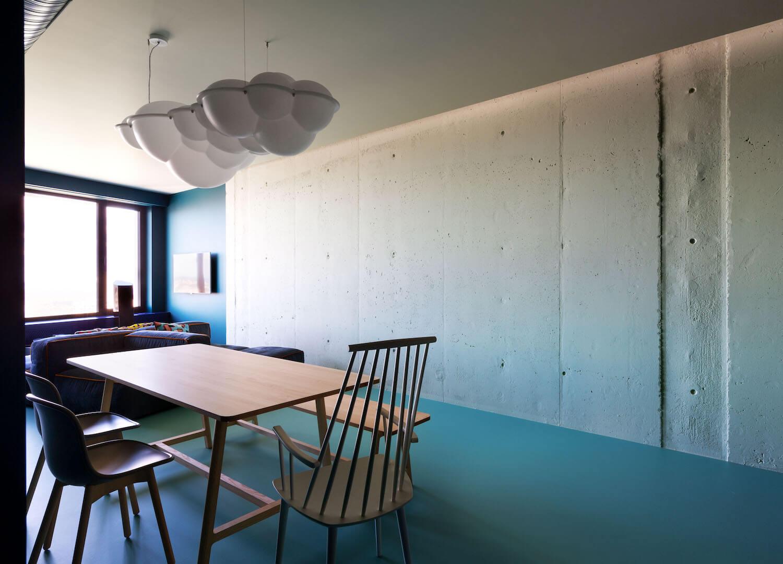 est living interiors green apartment ukraine 3
