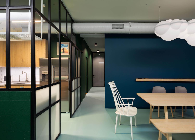 est living interiors green apartment ukraine 7