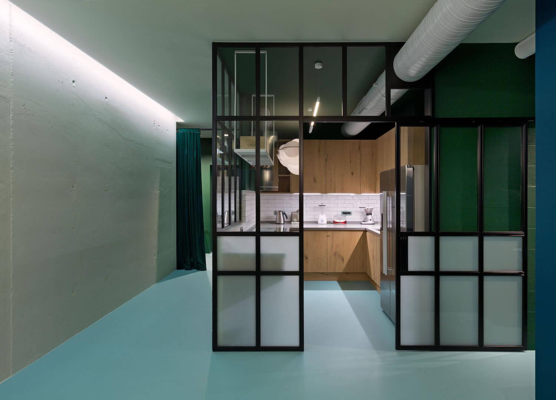 est living interiors green apartment ukraine 8